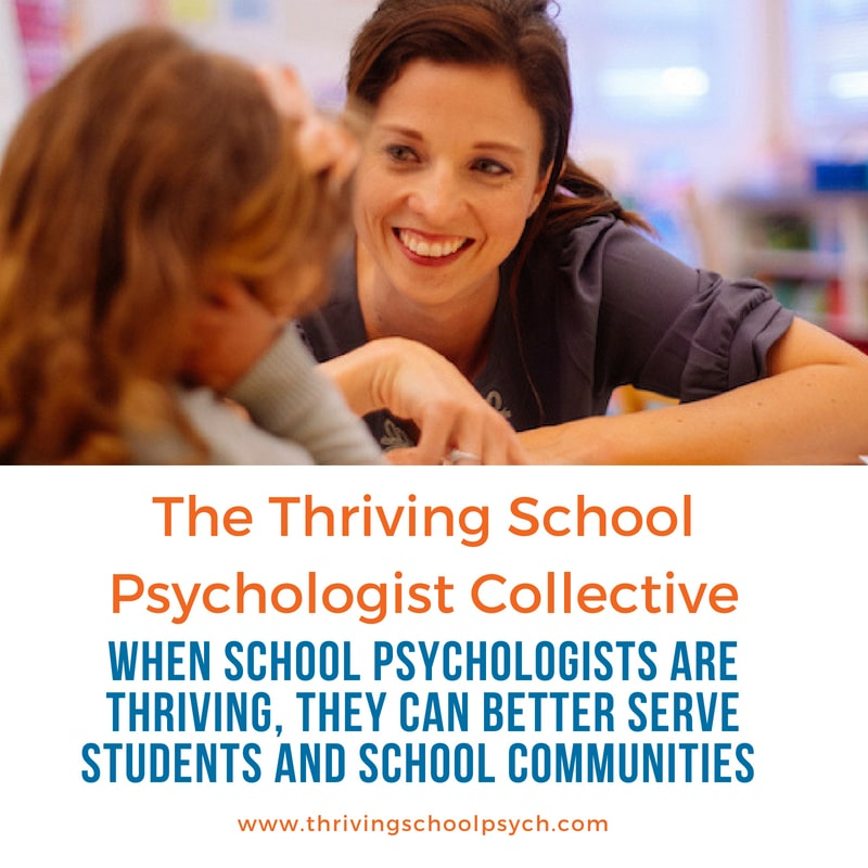 professional development for school psychologists