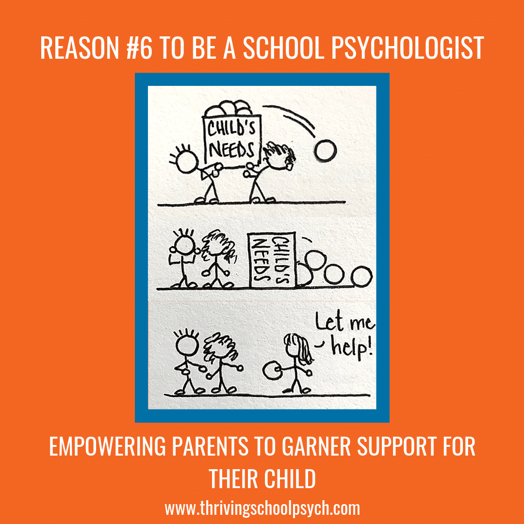 10 Reasons to Be a School Psychologist - Thriving School