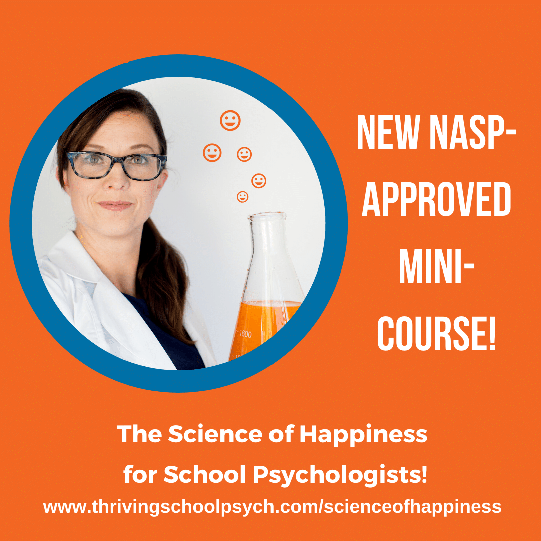 NASP-approved CEUs for School Psychologists