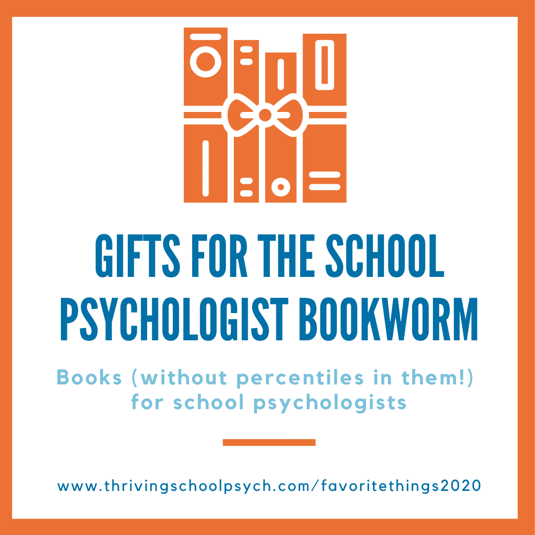 Books for School Psychologists